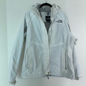 The North Face Shell and Fleece Jacket